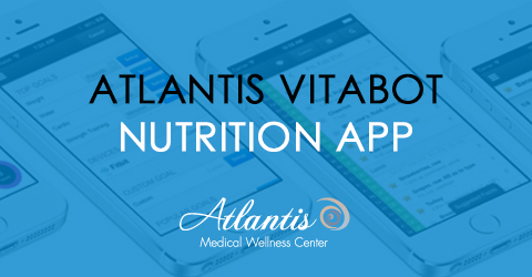 Atlantis Vitabot Nutrition App – Your Pocket Nutritionist