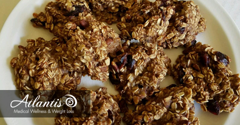 Healthy Kid Friendly Snack – Oatmeal Cookies